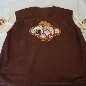 Disneyland Resort Shirts - Grumpy bowling shirt